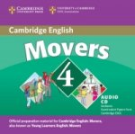Cambridge Young Learners English Tests Movers 4 Audio CD