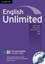 English Unlimited Pre-intermediate Teacher's Pack (Teacher's