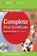 Complete First Certificate Student's Book Pack