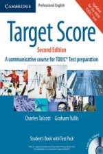 Target Score Student's Book with Audio CDs (2), Test booklet