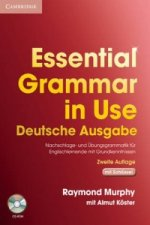 Essential Grammar in Use German Edition with Answers and CD-ROM