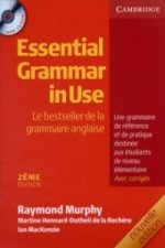 Essential Grammar in Use Student Book with Answers and CD-ROM (French Edition)