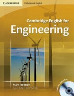 Cambridge English for Engineering Student's Book with Audio