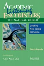 Academic Listening Encounters: The Natural World Class Audio CDs (3)