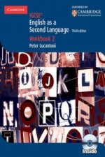 Cambridge IGCSE English as a Second Language Workbook 2 with