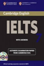 Cambridge IELTS 7 Self-study Pack (Student's Book with Answe