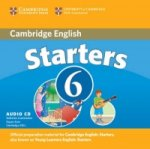 Cambridge Young Learners English Tests 6 Starters Audio CD