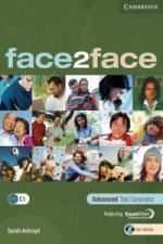 Face2face Advanced Test Generator CD-ROM