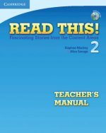 Read This! Level 2 Teacher's Manual with Audio CD