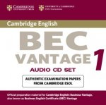 Cambridge BEC Vantage Audio CD Set (2 CDs)
