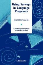 Using Surveys in Language Programs