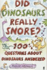 Did Dinosaurs Really Snore?