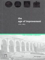 Age of Improvement, 1783-1867