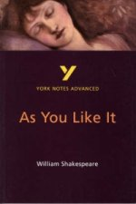 York Notes on William Shakespeare's As You Like it