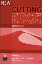 New Cutting Edge Elementary Workbook No Key