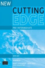 New Cutting Edge Pre-Intermediate Workbook with Key