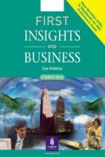 First Insights into Business Student's Book