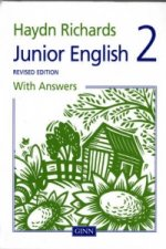 Haydn Richards Junior English Book 2 with Answers (Revised E