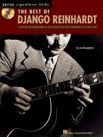 Django Reinhardt Best Of Sig Licks/CD