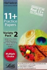 11+ Practice Papers, Variety Pack 2, Multiple Choice