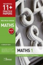 11+ Practice Papers, Maths Pack 1, Multiple Choice