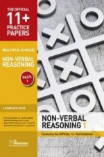11+ Practice Papers, Non-verbal Reasoning Pack 1, Multiple C