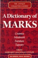Dictionary of Marks