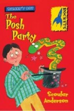 Wizard's Boy: the Posh Party