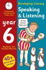 Speaking and Listening: Year 6