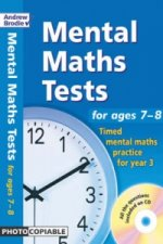 Mental Maths Tests for Ages 7-8