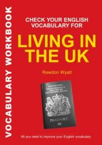 Check Your English Vocabulary for Living in the UK