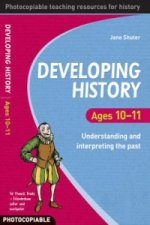 Developing History Ages 10-11