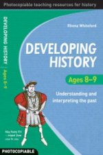 Developing History Ages 8-9