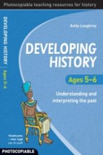Developing History Ages 5-6