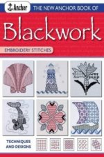 New Anchor Book of Blackwork Embroidery Stitches