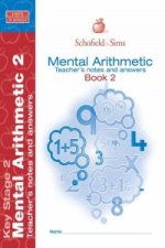 Mental Arithmetic Answer Book 2