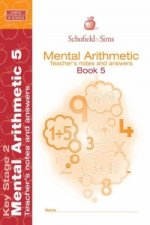 Mental Arithmetic Answer Book 5