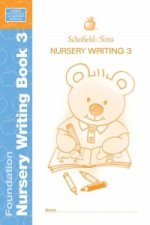 Nursery Writing Book 3