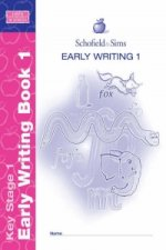 Early Writing Book 1