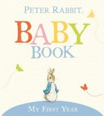 Original Peter Rabbit Baby Book
