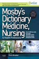 Mosby's Dictionary of Medicine, Nursing and Health Professio