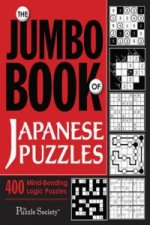 Jumbo Book of Japanese Puzzles