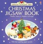 Farmyard Tales Christmas Jigsaw Book