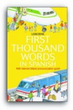 First 1000 Words: Spanish