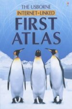 Usborne Internet-Linked First Atlas