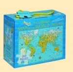 Usborne Map of the World Jigsaw