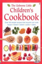 Usborne Little Children's Cookbook