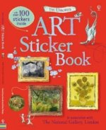 Art Sticker Book