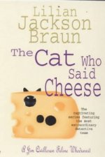 Cat Who Said Cheese (The Cat Who... Mysteries, Book 18)