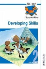 Nelson Handwriting Developing Skills Book 2
